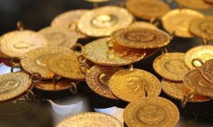 Gram altın 398 lira seviyelerinde