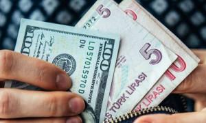 Dolar/TL 6.86 seviyesinde
