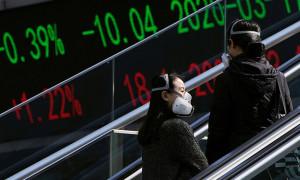 Asya borsaları Çin verisi ile yükseldi