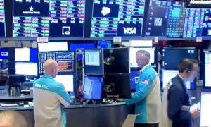 ABD borsası güne karışık başladı