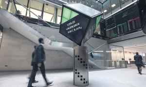 Avrupa borsaları haftanın son gününü düşüşle kapattı