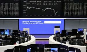 Avrupa borsaları ekonomik verilerle yükseldi