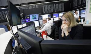 Avrupa borsaları rekorun ardından karışık kapandı
