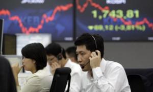 Asya borsaları Avustralya hariç geriledi