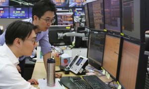 Asya borsaları Fed'in ardından satıcılı seyretti