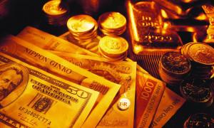 Altın, doların zayıflığından kazandı