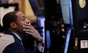 New York borsası günü sert düşüşle kapattı