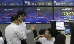 Asya borsalarında kriz sürüyor