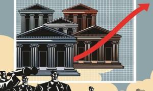 Banka hisseleri borsalarda liderliğe mi yükselecek?