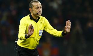 UEFA resmen açıkladı! Cüneyt Çakır...
