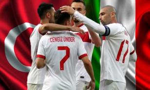 Türkiye -İtalya karşı karşıya geliyor! İşte muhtemel 11'ler...
