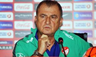 Türkiye Futbol Direktörü Terim: Oynanan futboldan memnunum