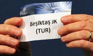 Beşiktaş'ın şanslı kurası capsleri patlattı