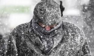 İstanbul'da kar yağışından görüntüler