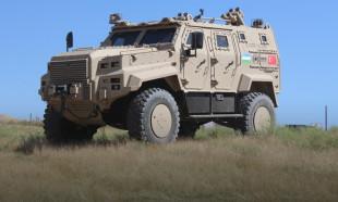 Özbekistan Türk zırhlısını tercih etti
