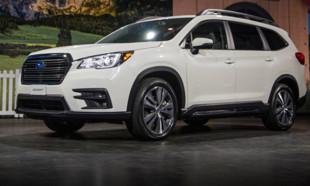 Subaru, Ascent Los Angeles Fuarı'nda tanıtıldı