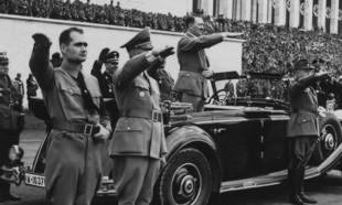 Hitler'in makam aracı açık artırma ile satılacak