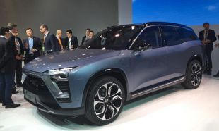 Tesla Model X'e rakip Çin'den geldi: NIO ES8