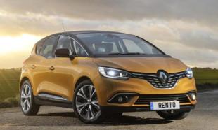 Renault Scenic ve Grand Scenic Hybrid Assist satışa sunuldu