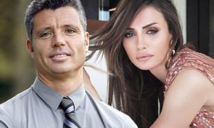 Sadettin Saran ile Emina Jahovic aşkından ilk kare!