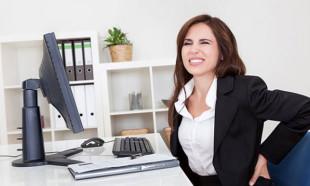 Sürekli oturarak çalışanlar dikkat