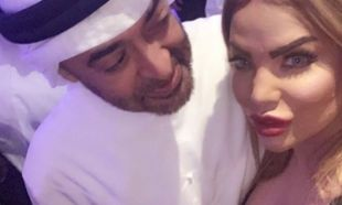 Arap Prensler partide dağıttı!