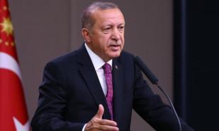Erdoğan, helikopter kazasında şehit olanların yakınlarına başsağlığı diledi