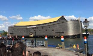 1.6 milyon dolara Nuh'un Gemisi'ni inşa ettirmişti! Şimdiki planı ise...