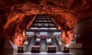 Dünyanın en etkileyici 15 metro istasyonu