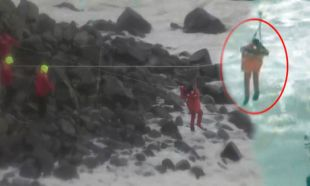 Karaya oturan gemiye kurtarma çalışması başladı
