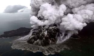 Endonezya'daki tsunami felaketinde ölenlerin sayısı 373'e yükseldi