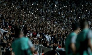 2,1 milyon kişi stadyumlarda maç izledi