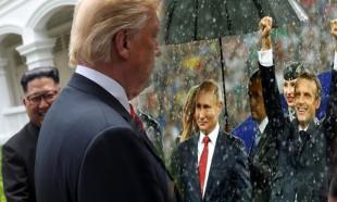 Reuters 2018 yılının en iyi fotoğraflarını yayınladı