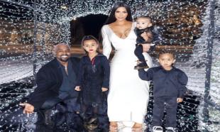 Kim Kardashian milyon dolarlık parti düzenledi