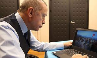 Erdoğan'ın oyu Mehmetçik'ten ilk iftara