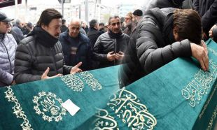 Selami Şahin'in gözyaşları sel oldu