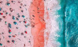 Dünyanın en sıradışı kumsalları
