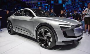 Audi elektrikli otomobili için ön ödeme almaya başladı