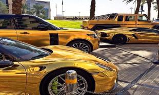 Suudi milyarderin küçük oyuncakları !