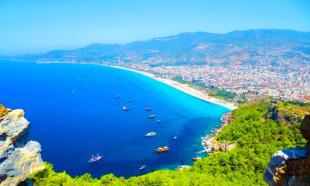 Dünya'nın en iyi 25 plajından biri Türkiye'de !