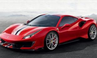 Ferrari 488 Pista lansmanı öncesinde sızdırıldı