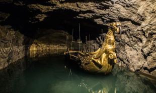 Avrupa'nın en büyük yeraltı gölü