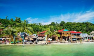 Koh Rong Adasında  Hakimiyet Türklerin !