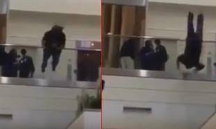 Suudi Prens havalimanında intihar etti!