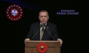 Erdoğan: İşimiz bitmeden Afrin'den çıkmayacağız