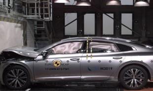 Euro NCAP'a göre dünyanın en güvenli 20 otomobili!