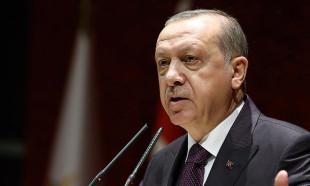 ErdoğanGlobal Girişimcilik Kongresinde konuştu