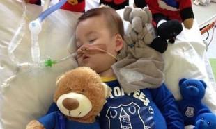 Alfie bebek hayatını kaybetti