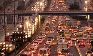 Trafik sorunu uçan taksiyle aşılacak