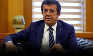 Ekonomi Bakanı Zeybekci: Açıklamada bulundu